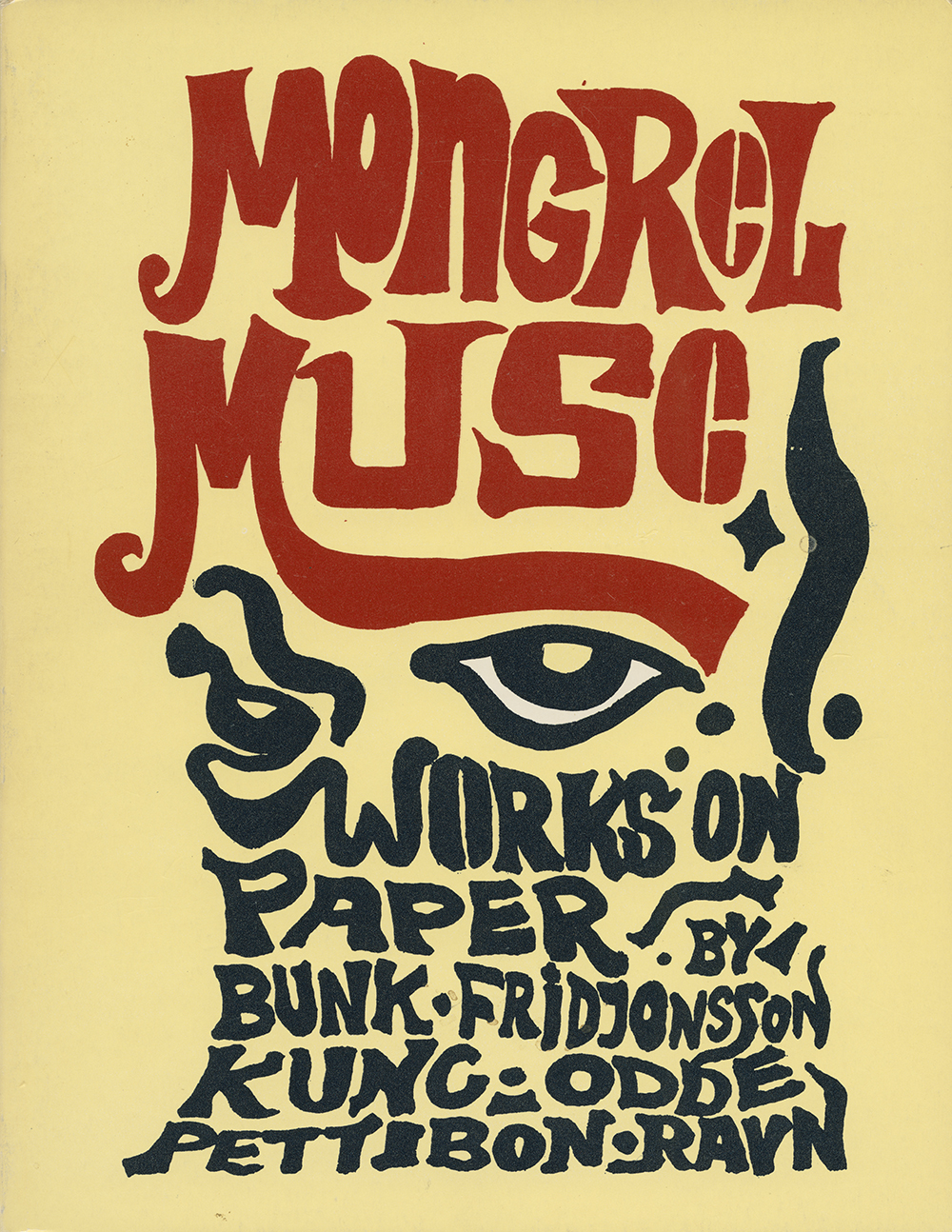 Mongrel Muse, book cover