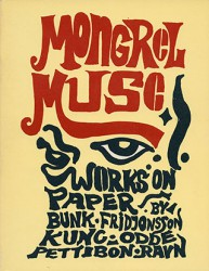 Books_Mongrel-Muse_17x22cm_Exhibition-Catalogue_1993