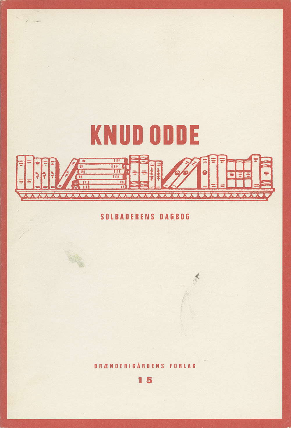 Knud Odde, solbadernes dagbog