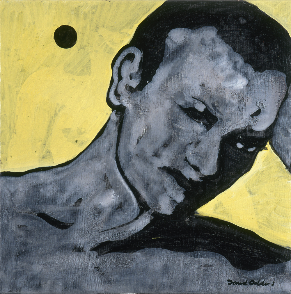 Canvas_Helios Creed_45x45cm_Acrylic on canvas_2000