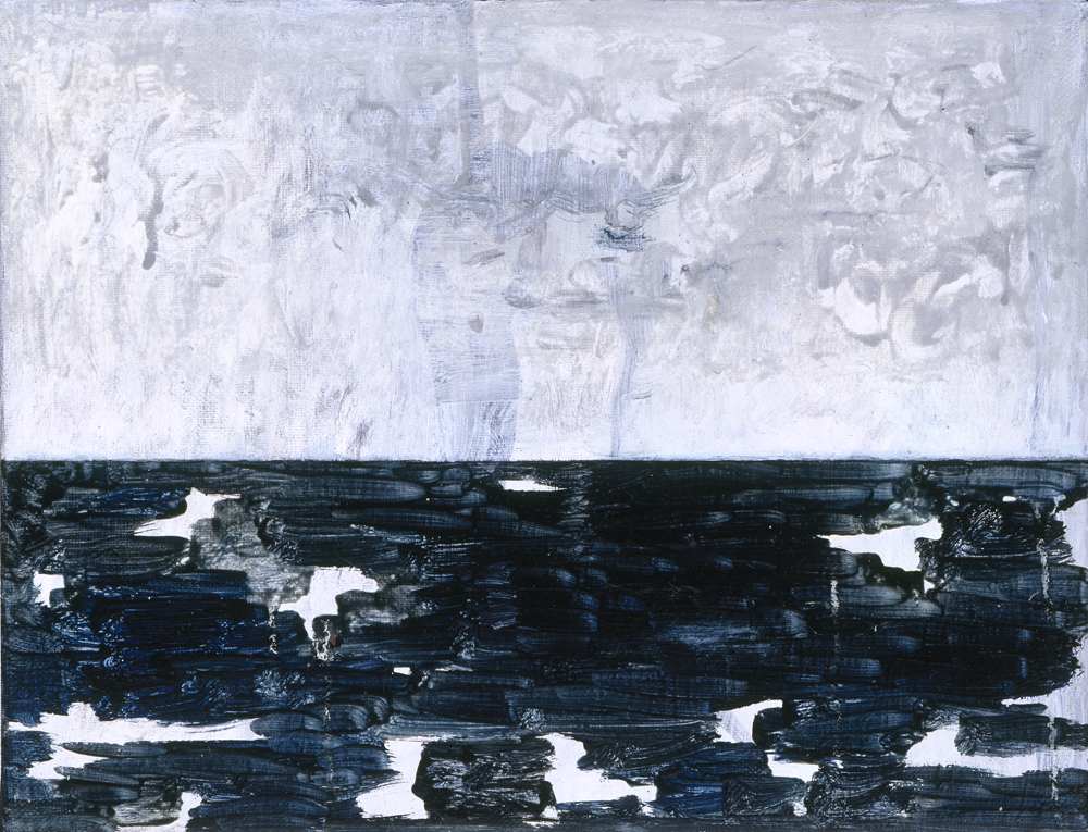 Canvas_Klarskov, Korsør_30x40cm_Oil on canvas_1998