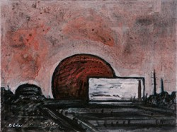 Canvas_Thule-Air-Base_18x24cm_Acrylic-on-canvas_2006