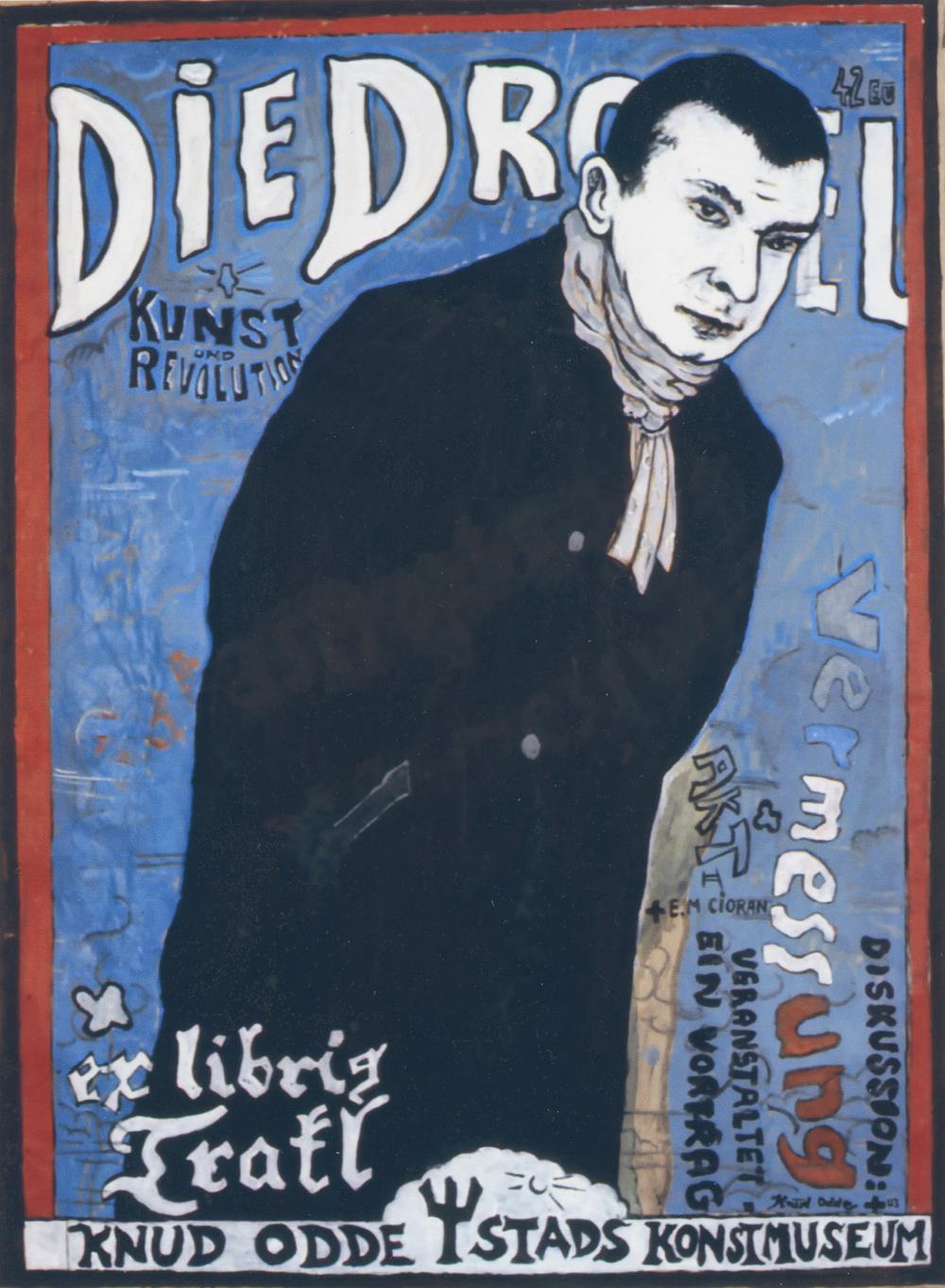 Knud Odde Ystads konstmuseum – kunst und revolution