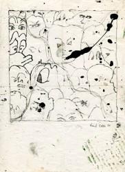 Paper_Donald-D._29,5x21cm_Ink,-permanent-marker_1984
