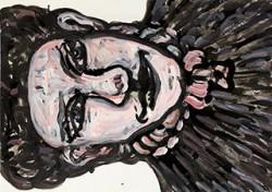 Paper_Frere-Damiens_20,5x14,5cm_Gouache_2010