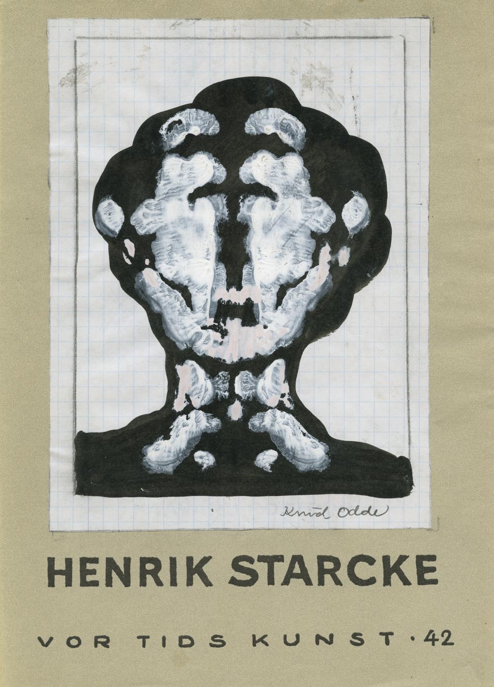 Paper_Henrik Starcke_23x17cm_Ink, gouache, book-cover_2006