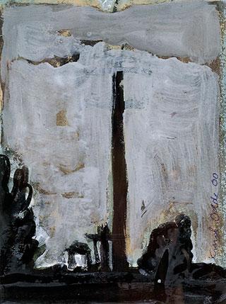 Paper_Himlingeøje-St._40x30cm_Gouache_2005