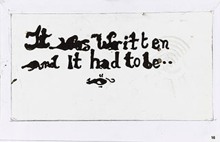 Paper_It-was-written_25x35cm_Ink_2005