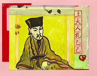 Paper_La-luna-Convento-VI_33x41cm_Collage,-gouache_2009-2010