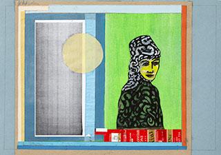 Paper_La-luna-Convento-XI_32x42cm_Collage,-gouache_2010