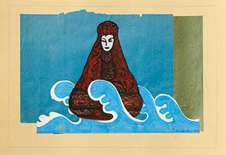 Paper_La-luna-Convento-XVI_32x45cm_Collage,-gouache_2009