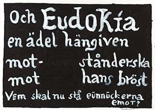 Paper_Och-Eudokia-(Ekelöf)_30,5x40,5cm_Gouache_2001