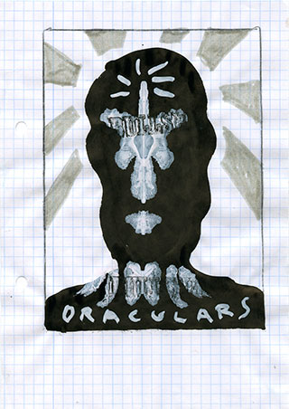Paper_Oraculars_20,5x14,5cm_Ink,-gouache,-pen,-stamp_2004