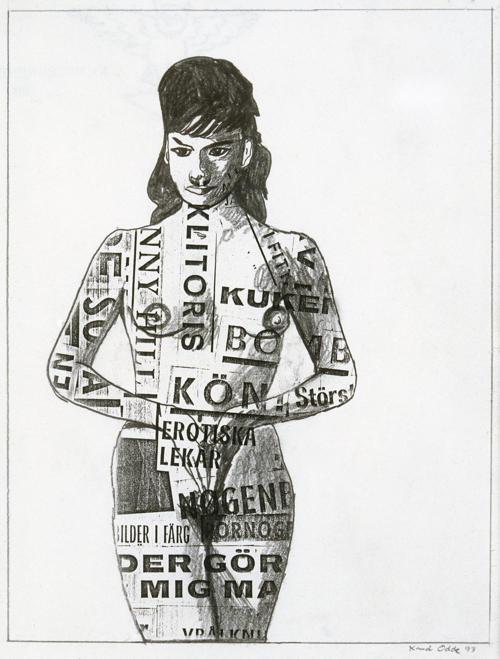 Paper_Pift_21x29,5cm_Crayon, xerox_1993