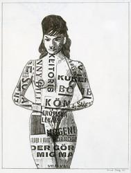 Paper_Pift_21x29,5cm_Crayon,-xerox_1993