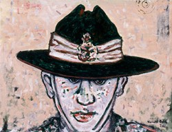 Canvas_Canadian_30x40cm_Oil-on-canvas_2003