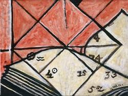 Canvas_Enochs-Book-(-)_30x40cm_Acrylic-on-painting-board_1999
