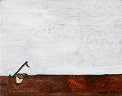 Canvas_Rød-mark-(title-unknown)_25x30cm_Oil-on-canvas_2007