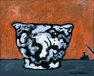 Canvas_Vase_30x40cm_Oil-on-canvas_2003_#2